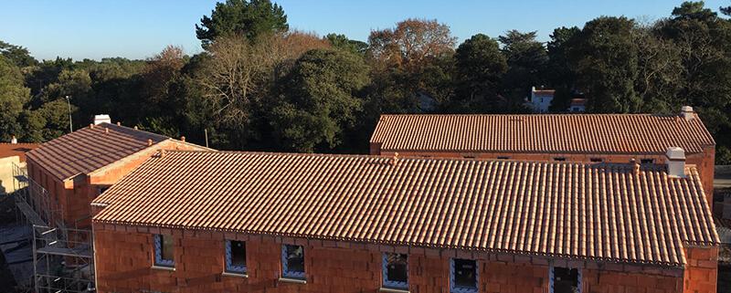 Remise en état toiture - Pachet Couverture - Couvreur à Nantes (44)