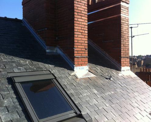 Fenêtres de toit - Pachet Couverture - Couvreur à Nantes (44)