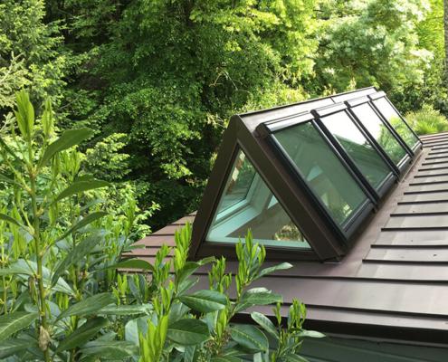 Installation Fenêtres Velux® - Pachet Couverture - Couvreur à Nantes (44)
