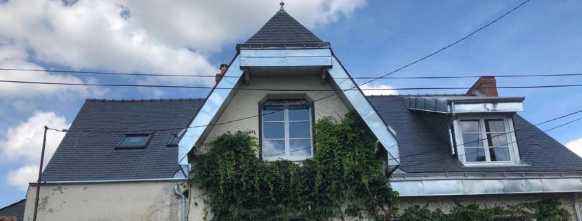 Installation Toiture Ardoise - Pachet Couverture - Couvreur à Nantes (44)