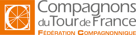Compagnons du Tour de France, Logo Partenaire - Pachet Couverture - Couvreur à Nantes (44)